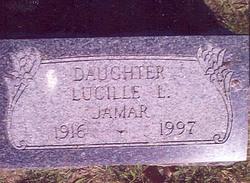 Lucille Lillian <I>Bartlett</I> Jamar