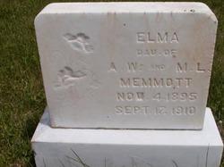 Elma Memmott