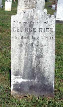 George Rice