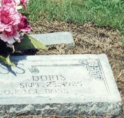 Doris Boss