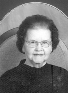 Marjorie E. <I>Priddy</I> Doom