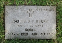 Donald Faye Berry