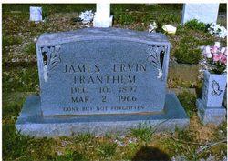 James Ervin Tranthem