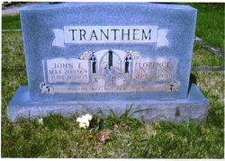 Florence Roseann <I>Teague</I> Tranthem