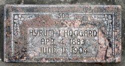 Hyrum James Huggard