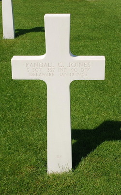 SSgt Randall C Joines