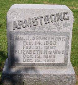 Elizabeth <I>Ludwig</I> Armstrong