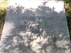 Suzanne Wygant Veeder