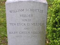 RADM William Schuetze Veeder