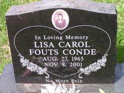 Lisa Carol <I>Fouts</I> Conde