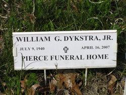 William G Dykstra, Jr