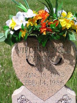 Virginia Nell Dykstra