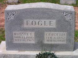 Cordelia <I>Lambert</I> Fogle