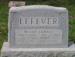 Woody Edward Lefever