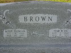 Bessie Ellington Brown