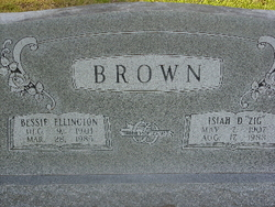 "Isiah D. ""Zig"" Brown"