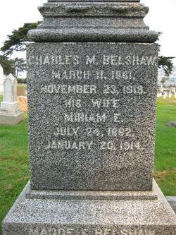 Br Charles M Belshaw
