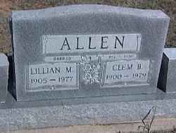 Lillian Murle Allen