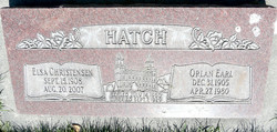 Orlan Earl Hatch