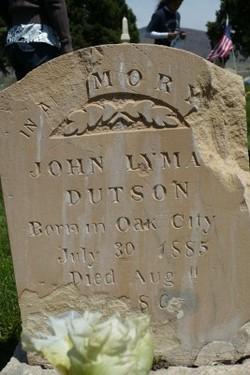 John Lyman Dutson
