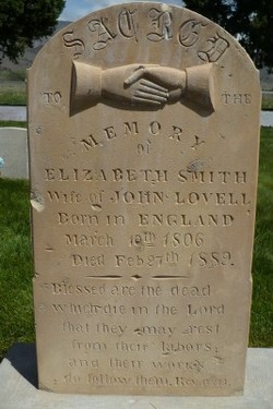 Elizabeth Smith Lovell