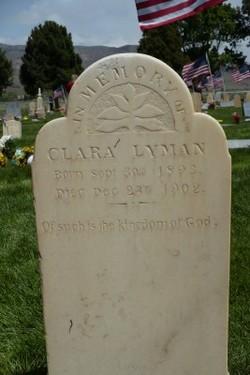 Clara Lyman
