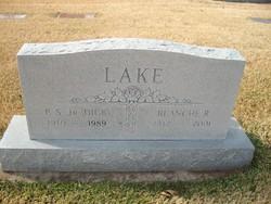"Pleasant Silas ""Dick"" Lake, Jr"
