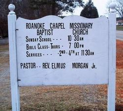 Elams Chapel United Church of Christ Cemetery