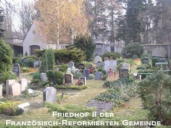 Französischer Friedhof II