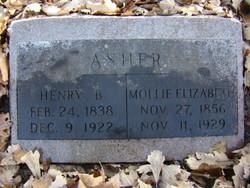 Sgt Henry B. Asher