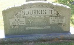 Ernest Haden Bouknight