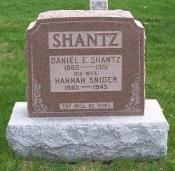 Daniel E. Shantz