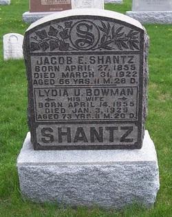 Jacob E. Shantz
