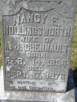Nancy Elizabeth <I>Hollingsworth</I> Chennault