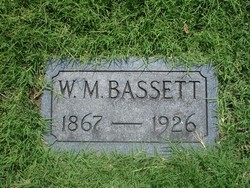 "William M. ""Bill"" Bassett"
