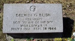 SGT Delwin G. Blish