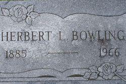 Herbert Larimore Bowling