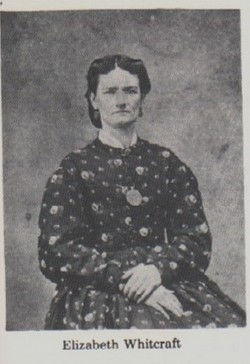 Sarah Elizabeth <I>Whitcraft</I> Clowe