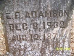 Edward E. Adamson