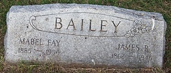 Mabel Fay <I>Connelly</I> Bailey
