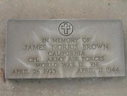 CPL James Norris Brown