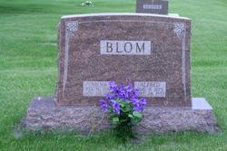 Anna Ellen <I>Larson</I> Blom