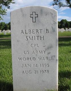 Albert B Smith
