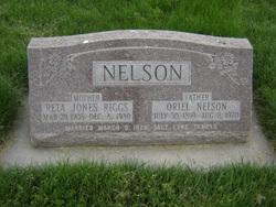 Oriel Nelson