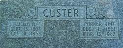 Luella A Custer