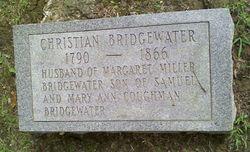 Christian Bridgewater