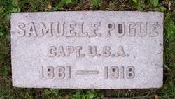 Capt Samuel Franklin Pogue