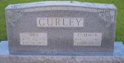 Lillian <I>Reeves</I> Curley