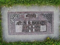 Afton Ramona <I>Guiver</I> Hammer