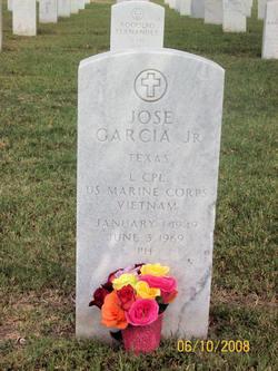LCPL Jose Garcia, Jr